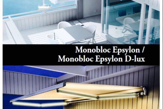 TOLDO MONOBLOC EPSYLON