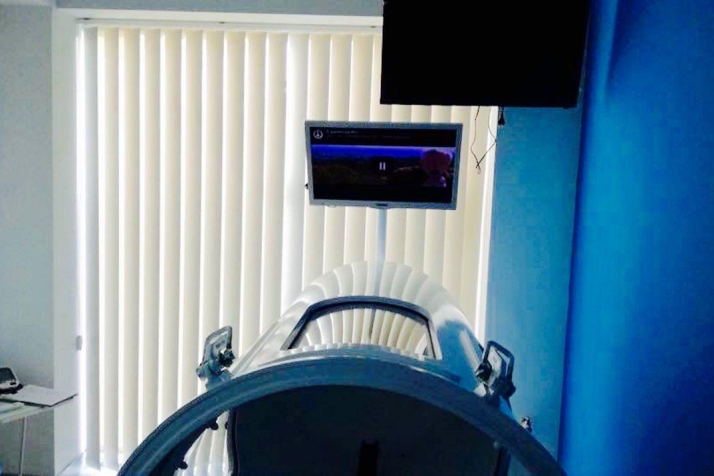 cortinas verticales para clínicas